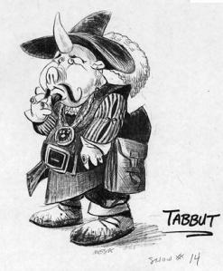 Creature Tabbut by Meskimen