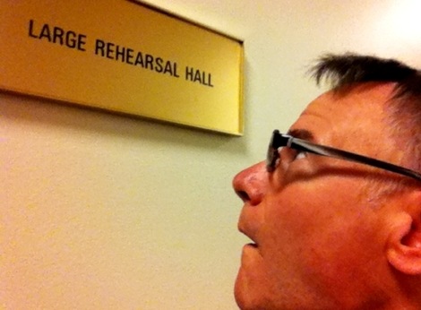 Jim Large Rehearsal Hall